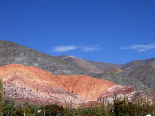 Cerro de los 7 Colores, Purmamarca, Argentina