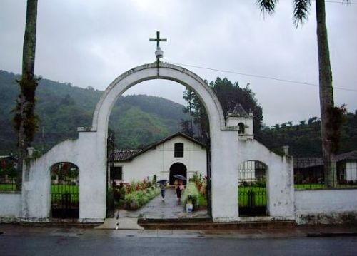 Oldest Church, Costa Rica