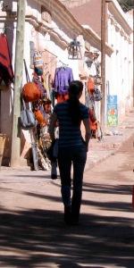 Wanders through Purmamarca