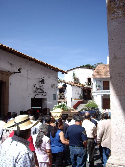 Taxco Funeral