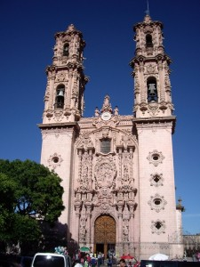 Santa Prisca Church, Taxco, Mexico