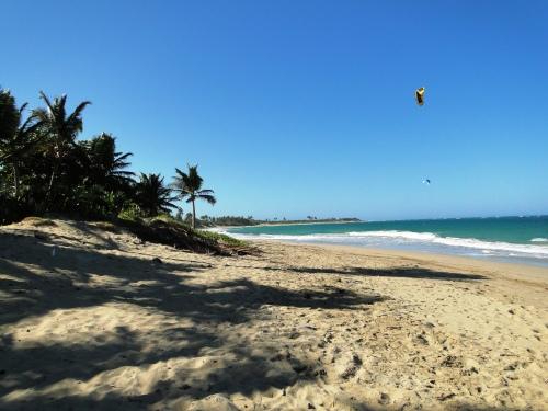 Beach, Cabarete, Dominican Republic