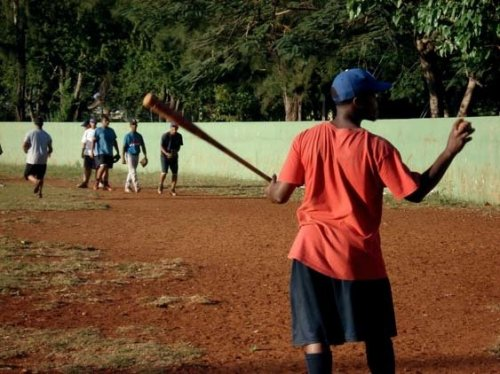 Baseball in the Dominican Republic, Lisa Andracke