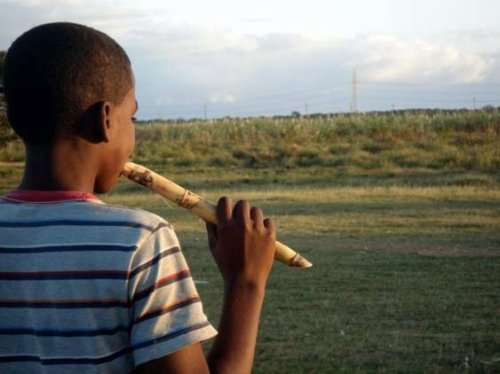 Boy w/ Bat, the Dominican Republic, Lisa Andracke