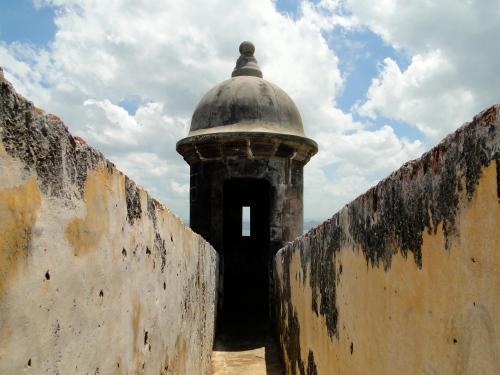 El Morro. Old San Juan, Puerto Rico.