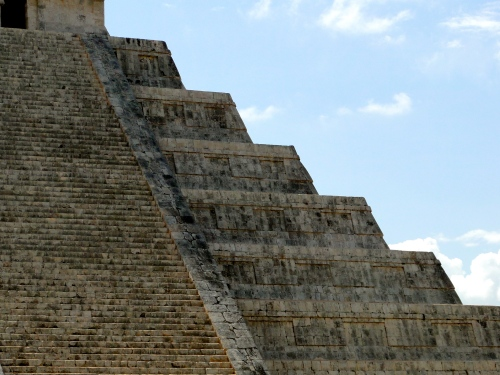 Chichen Itza. Mexico.